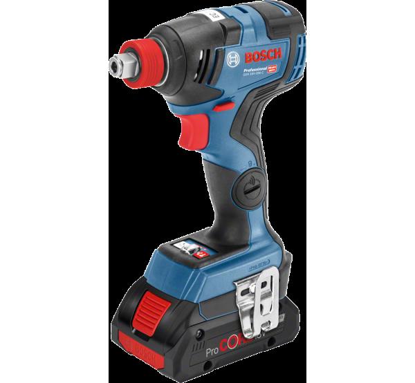 Аккумуляторный гайковерт Bosch GDX 18V-200 C (06019G4201)