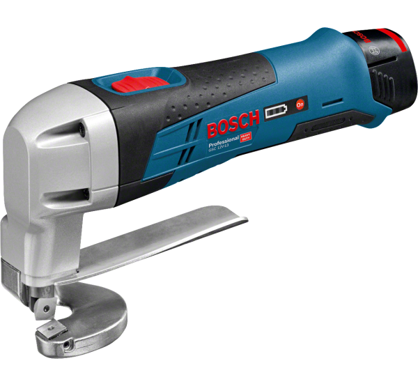 Аккумуляторные ножницы по металлу Bosch GSC 12V-13 (0601926105)