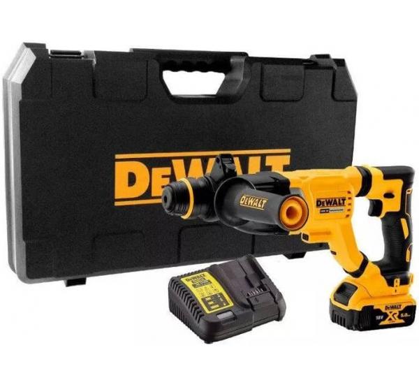 Аккумуляторный перфоратор DeWALT DCH263P1