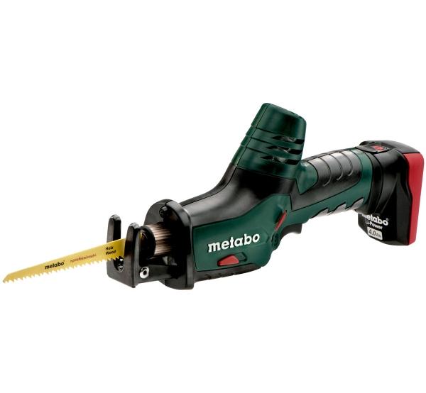 Аккумуляторная сабельная пила Metabo PowerMaxx ASE (602264750)