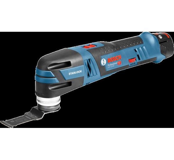 Аккумуляторный многофункциональный инструмент Bosch GOP 12V-28 (06018B5020)
