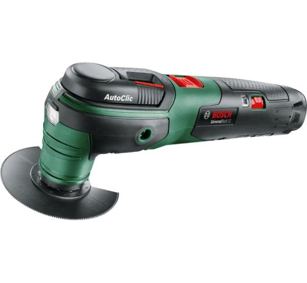 Аккумуляторный многофункциональный инструмент Bosch UniversalMulti 12 (0603103021)