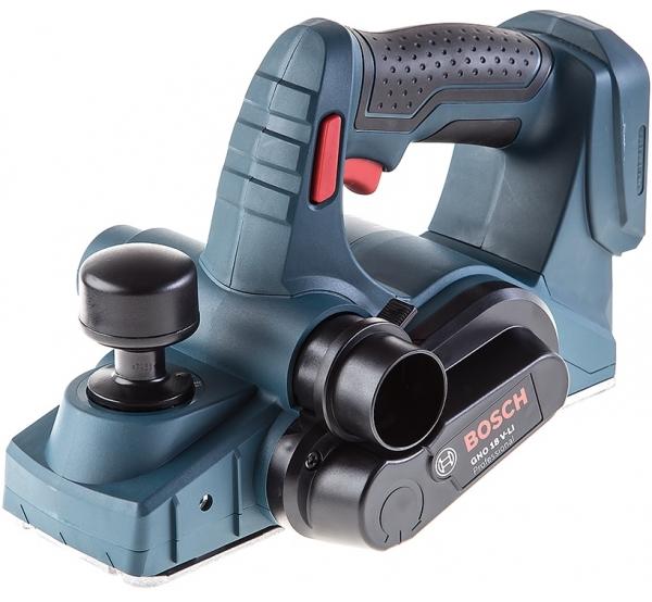 Аккумуляторный рубанок Bosch GHO 18 V-LI (06015A0300)