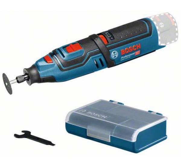 Аккумуляторная прямая шлифмашина Bosch GRO 12V-35 (06019C5000)