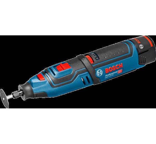 Аккумуляторная прямая шлифмашина Bosch GRO 12V-35 (06019C5001)