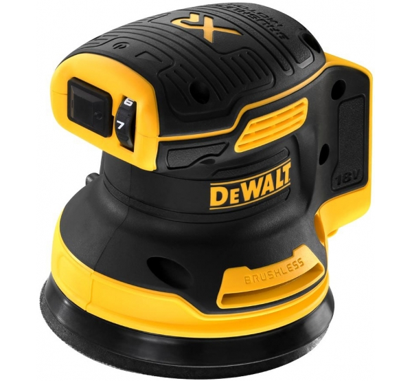 Аккумуляторная эксцентриковая шлифмашина DeWALT DCW210N