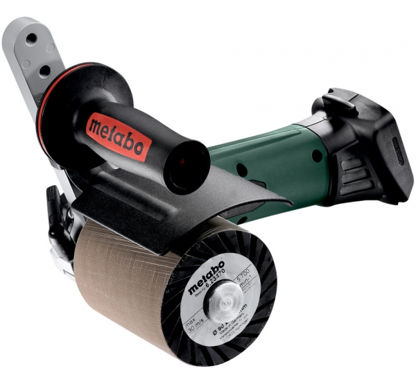 Аккумуляторная щеточная шлифмашина Metabo S 18 LTX 115 (600154850)