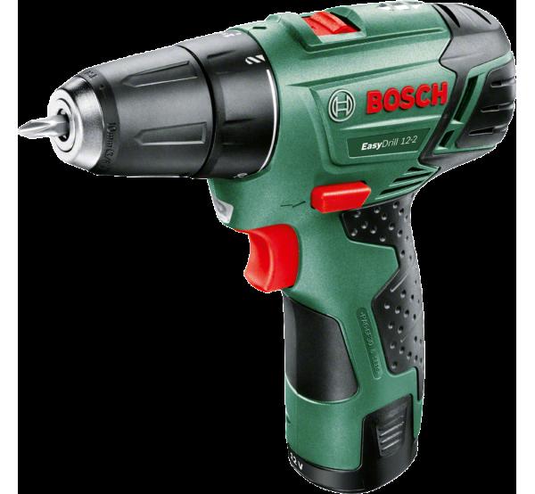 Аккумуляторный шуруповерт Bosch EasyDrill 12-2 (060397290V)