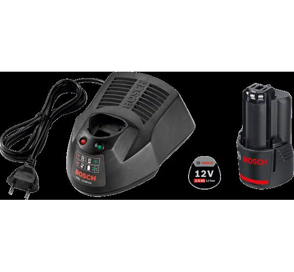 Зарядное устройство + аккумулятор Bosch GAL230CV (1600Z00041)