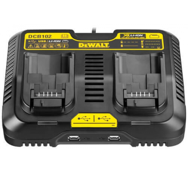 Зарядное устройство DeWALT DCB102