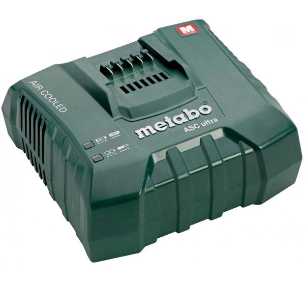 Зарядное устройство Metabo ASC Ultra (627265000)