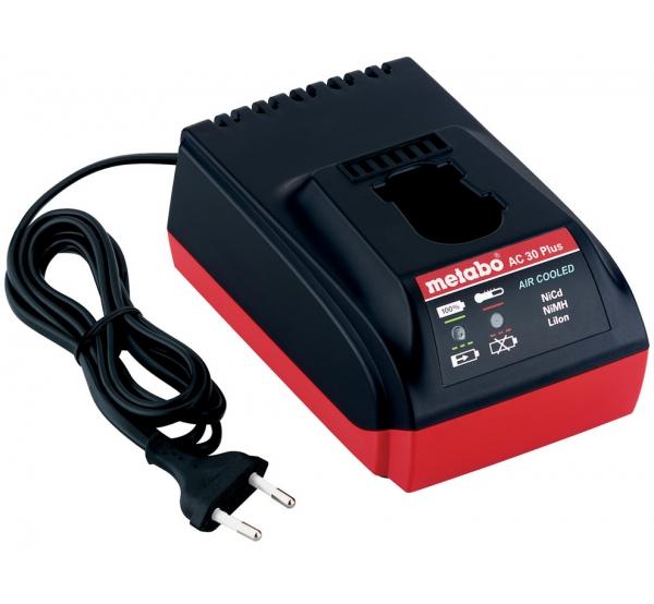Зарядное устройство Metabo AC 30 Plus (627275000)