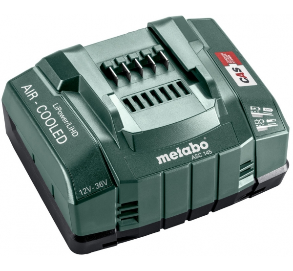 Зарядное устройство Metabo ASC 145 (627378000)
