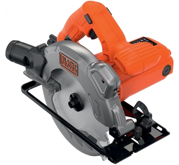 Дисковая пила BLACK+DECKER CS1250L