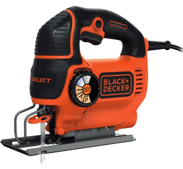 Лобзиковая пила BLACK+DECKER KS801SE
