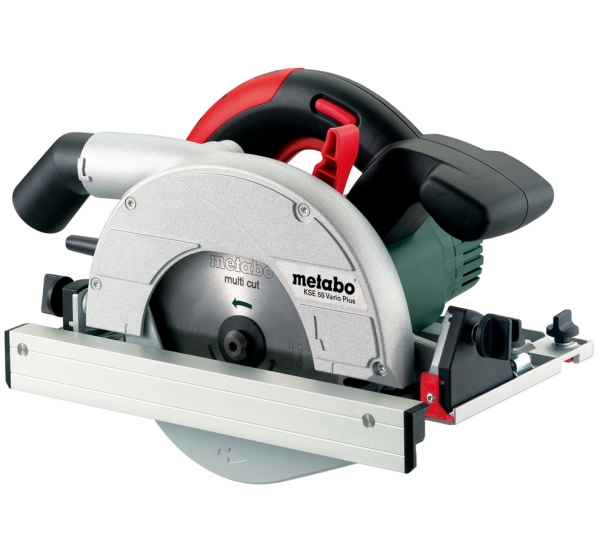 Дисковая пила Metabo KSE 55 Vario Plus (601204000)