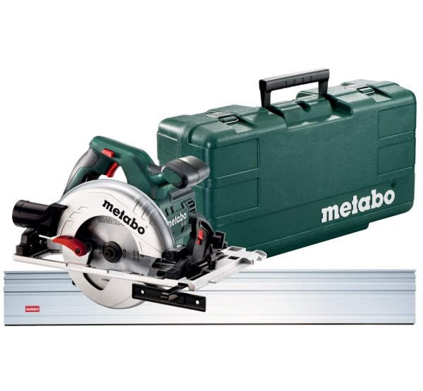 Дисковая пила Metabo KS 55 FS Set (690738000)