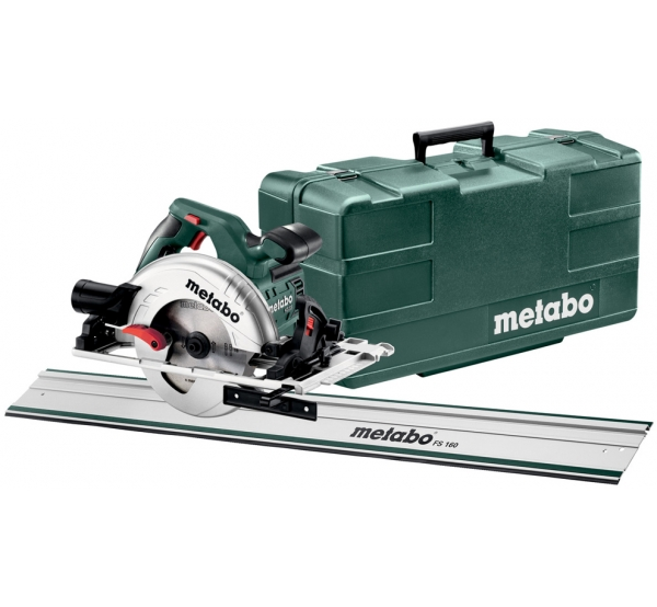 Дисковая пила Metabo KS 55 FS Set (691064000)